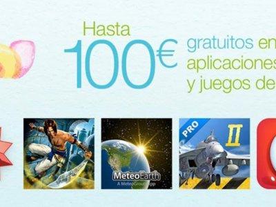 Amazon te regala una selección de aplicaciones y juegos valorados en 100 euros