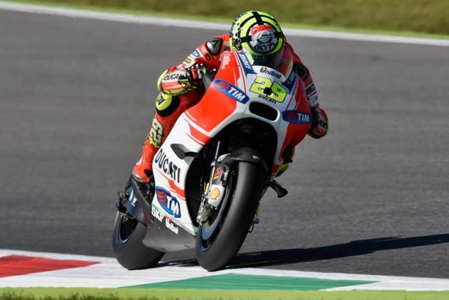 Andrea Iannone Motogp Mugello 2015