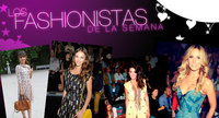 Los fashionistas de la semana: Las celebrities en la Mercedes Benz Madrid Fashion Week