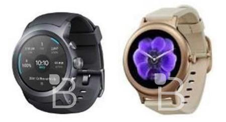Filtradas supuestas imágenes del LG Watch Sport y LG Watch Style, los primeros con Android Wear 2
