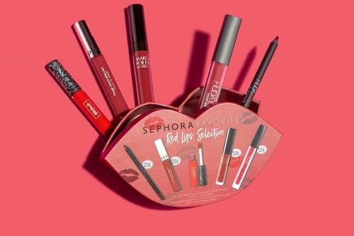 Sephora celebra el Mes de la Mujer a golpe de labiales con un fin benéfico de lo más girlpower