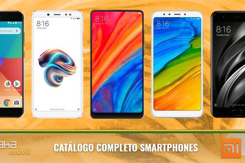 Xiaomi Mi Mix 2S, así encaja dentro del catálogo completo de smartphones Xiaomi en 2018