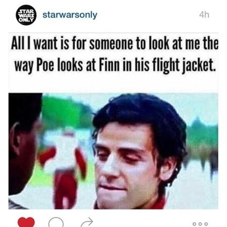 Poe y Finn
