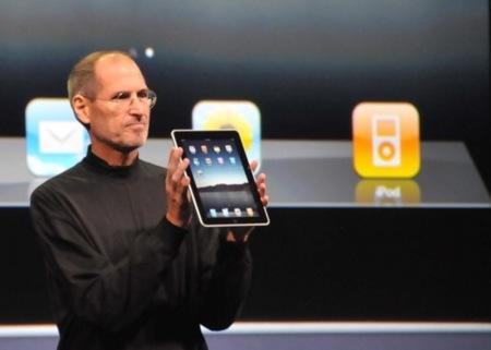 ¡Ya es oficial! Apple presenta el iPad, el tablet que todos esperaban