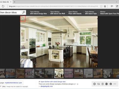 Las búsquedas inteligentes en imágenes llegan al buscador de Microsoft con Bing Visual Search
