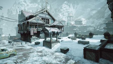 Gears Of War 4 Mapa Avalancha