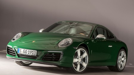 Porsche está de fiesta por la fabricación del 911 No. 1 millón