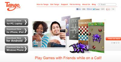 Tango actualiza su aplicación para iOS y llega al iPad