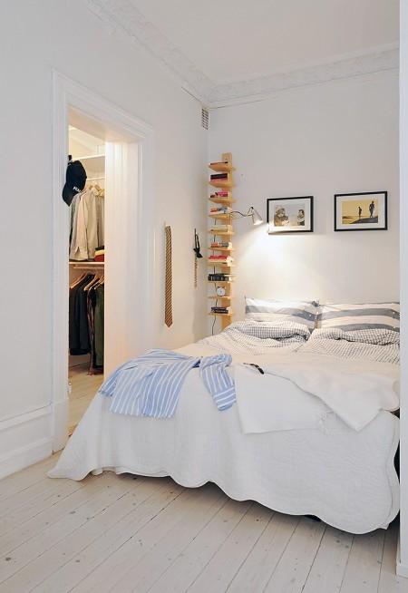Foto de Casas que inspiran: aprovechar el espacio gracias a tabiques (4/12)