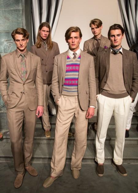 Así vestirán los hombres más elegantes de 2017: Ralph Lauren Purple Label marca el camino a seguir