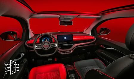 Fiat 500e Red Edition 2
