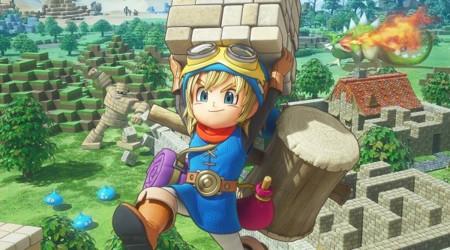 Dragon Quest Builders anuncia fecha de salida, portada y bonificaciones de reserva