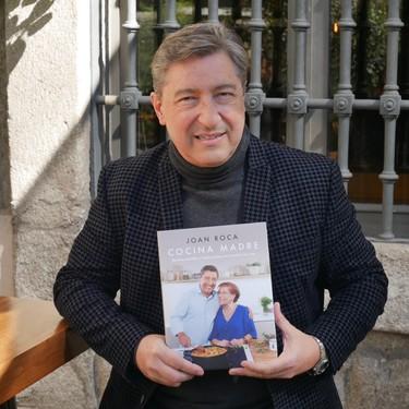 """Joan Roca rememora sus inicios como chef junto a su madre: """"Hoy le quitarían la custodia, pero para nosotros era fantástico"""""""