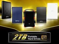 Silicon Power amplía la capacidad de discos duros portables USB 3.0 a 2TB