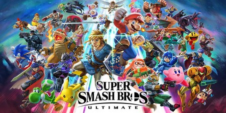 Super Smash Bros Ultimate Nintendo Switch 323703