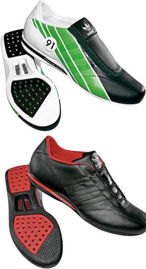 Adidas y Porsche Design: zapatillas con clase