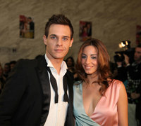 Almudena Cid y Christian Gálvez se casan