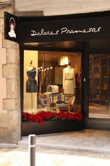 La nueva tienda de Dolores Promesas en Barcelona: como en casa