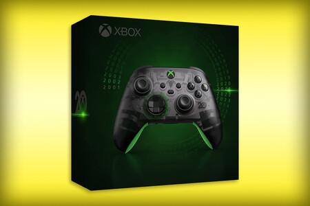 El precioso control y los audífonos que celebran los 20 años de Xbox ya se puede reservar en Amazon México y pagarlos hasta que salgan