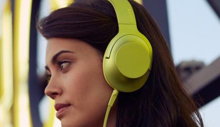Sony trae a México sus nuevos audífonos h.ear compatibles con Hi-Res