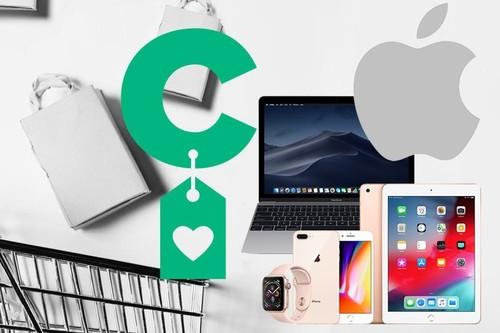 Los mejores chollos de la semana en productos Apple: iPhone, iPad y AirPods a precios rebajados
