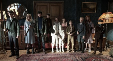 Chavales Miss Peregrine