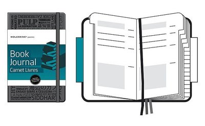 Moleskine Passions, tu nuevo cuaderno de lecturas