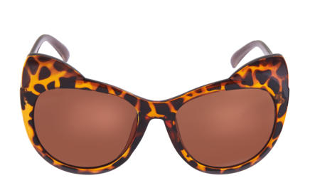 Claire S Tortoise Shell Kitten Sunglasses 9
