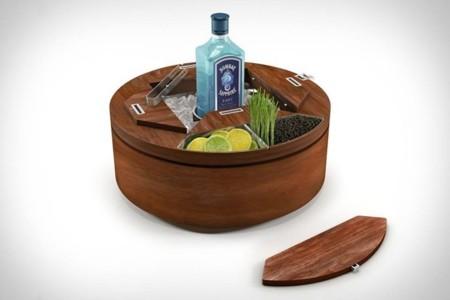 Gin Wheel: una bella lazy susan para los amantes del gin-tonic