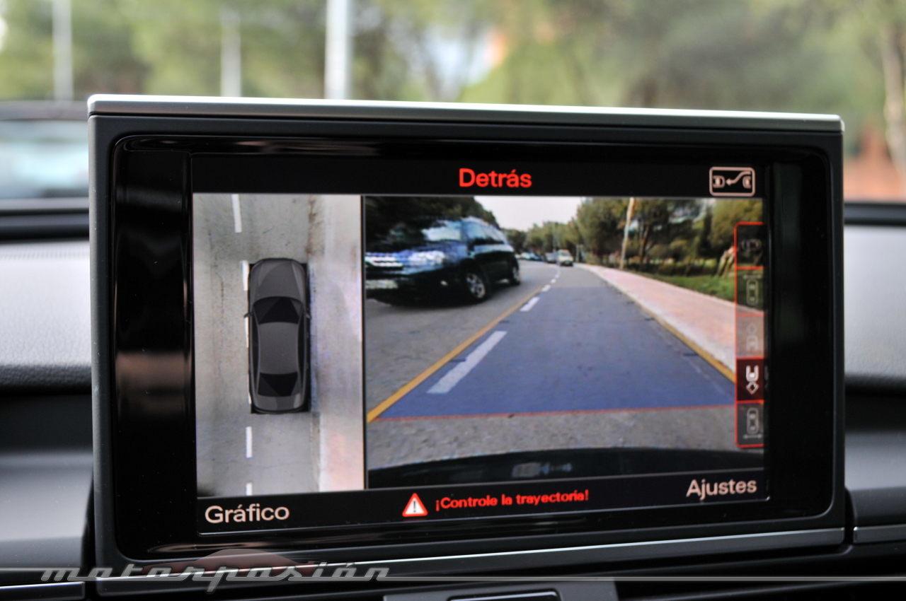 Foto de Audi A6 hybrid (prueba) (13/120)