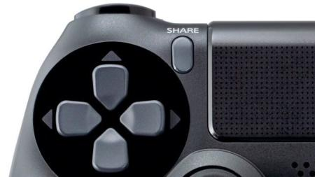 Share botón PS4