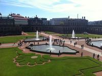 El Palacio Zwinger en Dresde, un espacio museístico heterogéneo