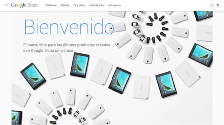 9843578cd1 Google lanza su nueva tienda online, con envío gratuito y rebaja el Nexus 6  a 599€