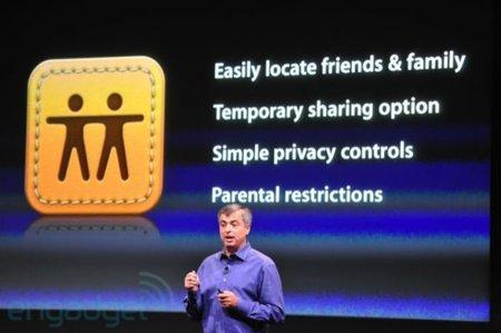 Find My Friends, encuentra a tus amigos con iOS 5