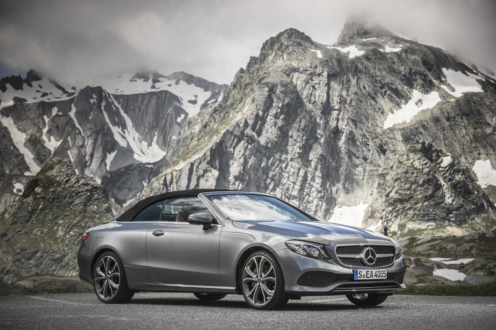 Foto de Mercedes-Benz Clase E Cabrio, toma de contacto (9/156)