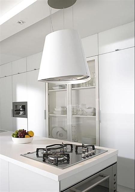 Cocinas Blancas Y Luminosas 3