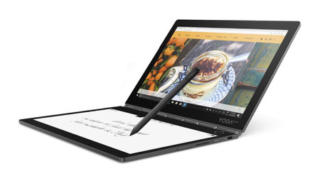 Lenovo Yoga Book C930 1