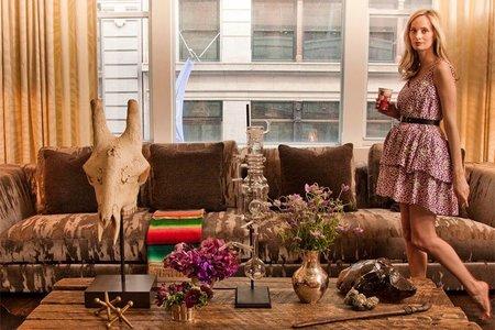 Casas de famosos: el apartamento de Lauren Santo Domingo