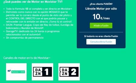 Movistar F1 2021