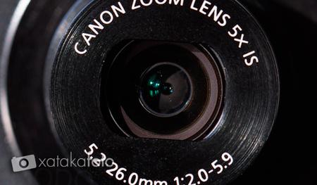 Canon Powershot S110, análisis