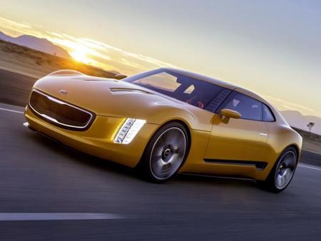 ¿Veremos el Kia GT4 Stinger en la calle?