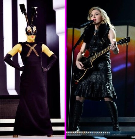 A Madonna no le faltan ni un perejil, ni un cristal en su gira mundial