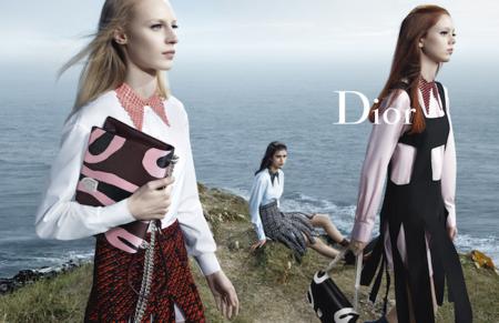 Campaña Dior Otoño-Invierno 2015/2016