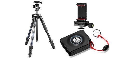 Manfrotto Element Mkelmii4bmb Bh Mii Mobile