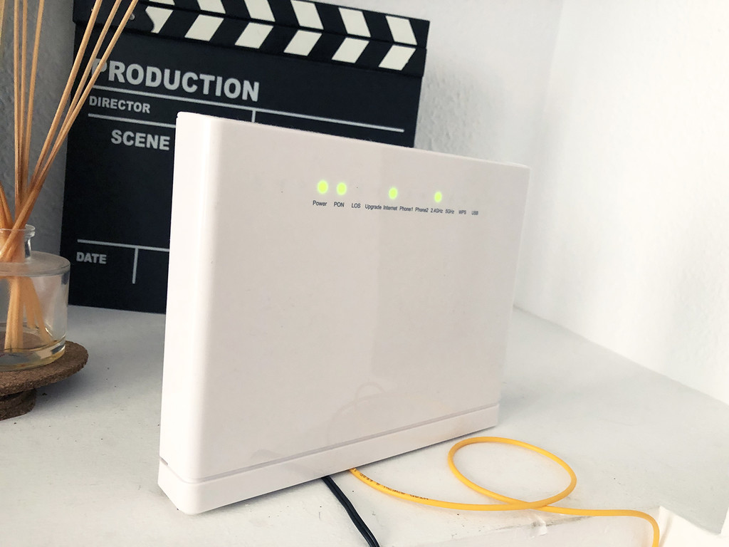How to change the channel of your WiFi to gain power and coverage
