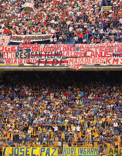 La pasión del fútbol en Argentina