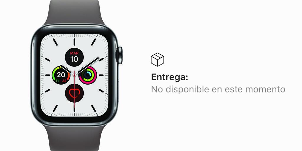 El Apple Watch y varios modelos de iPad apenas tienen stock, apuntando a una renovación inminente