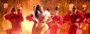 """El """"Malamente"""" de Rosalía se lleva dos Grammy Latino y el """"tra tra"""" ya es grito de guerra mundial"""