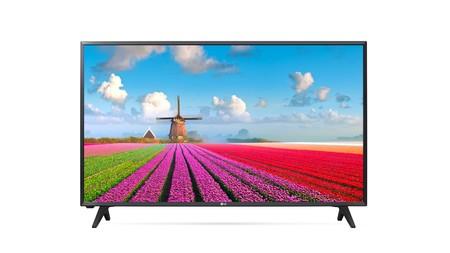Super Week en eBay: televisor LG 43LJ500V de 43 pulgadas con resolución FullHD por 269 euros