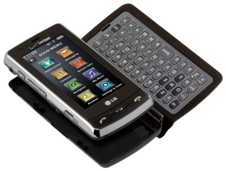 LG Versa permite añadir complementos al móvil